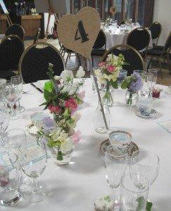 Sarah Jervis table