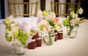 Sarah Jervis table flowers