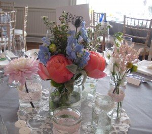 Becki table vases