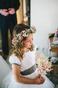 Beckie - flowergirl 2