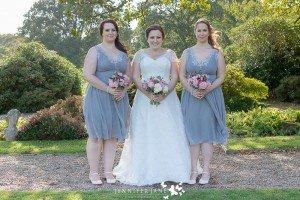 Sally & bridesmaids