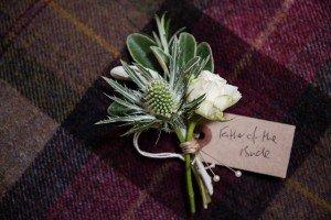 Kat & Joe - buttonhole 2